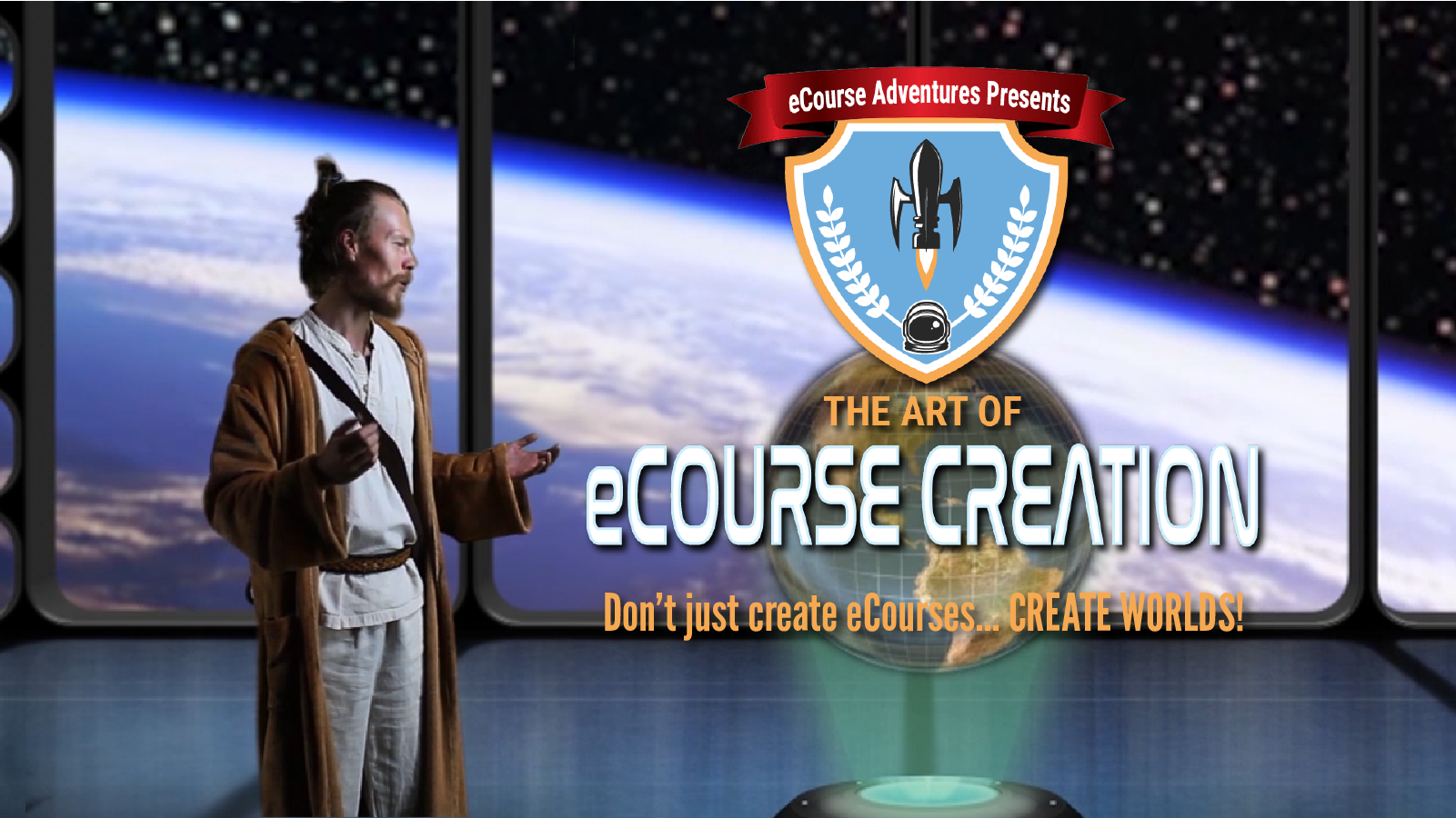 Art of eCourse Creation